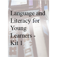 Language & Literacy for Young Learners - Kit 1 Class - Virtual