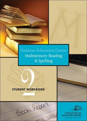 Multisensory Reading and Spelling Student's Book 2