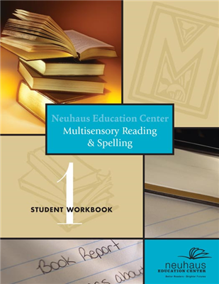 Multisensory Reading and Spelling Student's Book 1