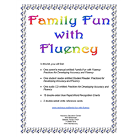 Family Fun with Fluency