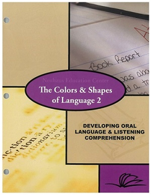 Colors & Shapes of Language Manual Vol. 2