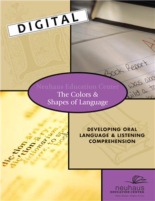 Digital Colors & Shapes of Language