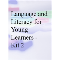 Language & Literacy for Young Learners - Kit 2 Class - Virtual