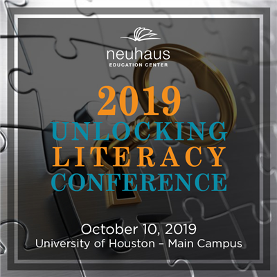 2019 Unlocking Literacy Conference