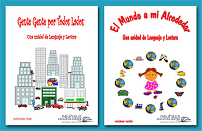 El Mundo / Gente Gente Combo  (Spanish Language and Literacy Kit #2)