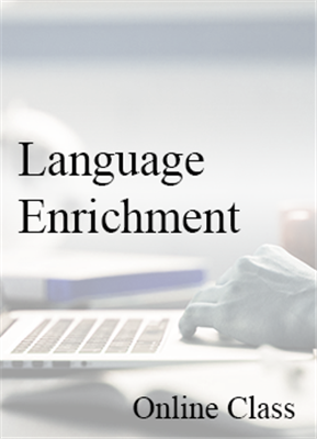 Language Enrichment - On-demand