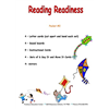 Reading Readiness Kit 2 - Unlaminated
