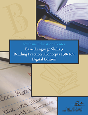 Basic Language Skills Reading Practices, Concepts 138-169 (Digital Edition)