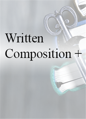 Written Composition Fundamentals  + PLUS - In House