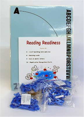 Reading Readiness Kit 1 - Unlaminated
