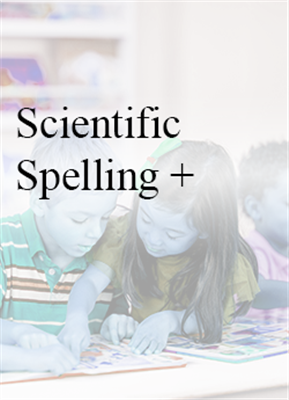 Scientific Spelling  + PLUS - Virtual