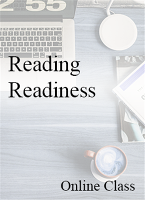 Reading Readiness - On-demand