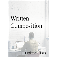 Written Composition Fundamentals - On-demand
