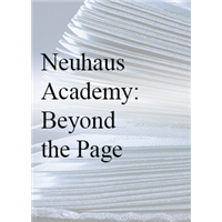Neuhaus Academy: Beyond the Page - In House